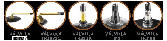 Válvulas TR244 | JS2 | TR75-A